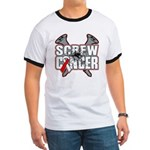 Screw Oral Cancer Ringer T