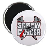 Screw Oral Cancer Magnet