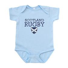 Scotland Rugby designs Infant Bodysuit