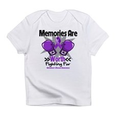 Alzheimers Memories Fight Infant T-Shirt