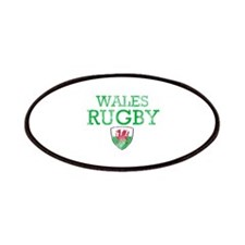 Wales Rugby designs Patches