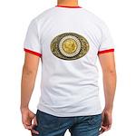 Indian gold oval 1 Ringer T
