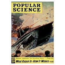 Popular Science Cover, September 1945
