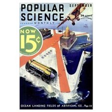 Popular Science Cover, September 1932