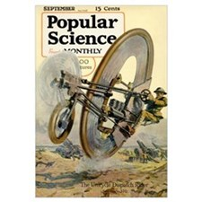 Popular Science Cover, September 1917