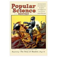 Popular Science Cover, October 1925