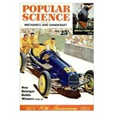 Popular Science Cover, May 1952