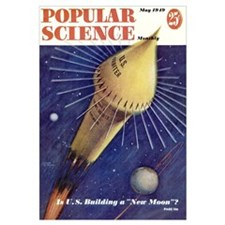 Popular Science Cover, May 1949