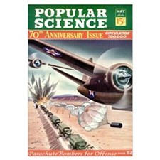 Popular Science Cover, May 1942