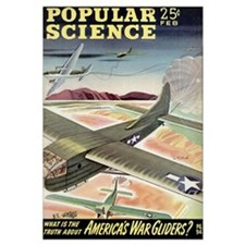 Popular Science Cover, March 1944
