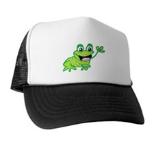 Happy Frog Trucker Hat