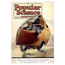 Popular Science Cover, March 1924