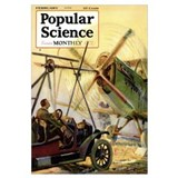 Popular Science Cover, March 1920