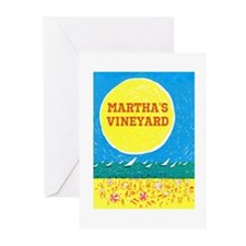 Marthas Vineyard Greeting Cards (Pk of 10)