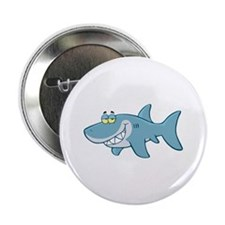 "Shark 2.25"" Button (10 pack)"