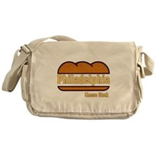 Philadelphia Cheesesteak Messenger Bag