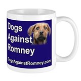 Official Dogs Against Romney &amp;quot;Rusty&amp;quot; Mug