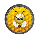 Bee Wall Clock