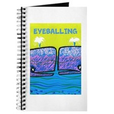 Cute Eyeball Journal