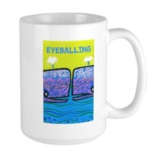 Cute Eyeball Mug