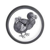 Dodo Wall Clock