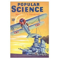 Popular Science Cover, July 1940