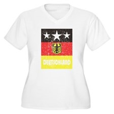 4-germany-distressed.png T-Shirt