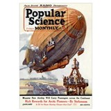 Popular Science cover, January 1923