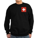 Flag of Switzerland Sweatshirt
