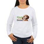 Must Love Doxies Women's Long Sleeve T-Shirt