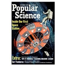 Popular Science Cover, December 1962
