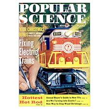Popular Science Cover, December 1959