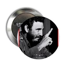 "Unique Fidel 2.25"" Button (100 pack)"