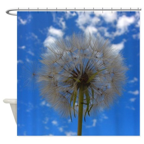 Seeds of a Dream Shower Curtain