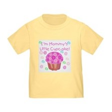Mommy's Little Cupcake T