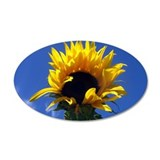 Sunflower Sunrise Wall Decal