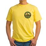 California Brothers Yellow T-Shirt