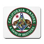 California Brothers Mousepad