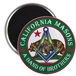 California Brothers Magnet