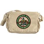 California Freemasons Messenger Bag