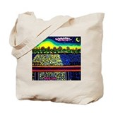 Hudson River Tote Bag