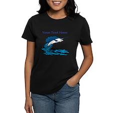 Personalizable Swordfish Design Tee