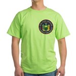 New York Brothers Green T-Shirt