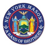 New York Freemasons. A Band of Brothers. Round Car