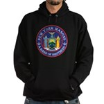 New York Freemasons. A Band of Brothers. Hoodie (d
