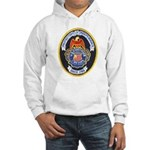 U S Customs Hooded Sweatshirt