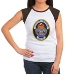 U S Customs Women's Cap Sleeve T-Shirt