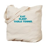 TABLE TENNIS. Tote Bag
