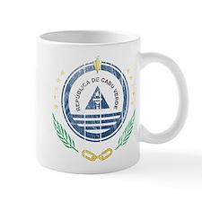 Cape Verde Coat Of Arms Mug