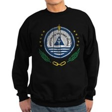 Cape Verde Coat Of Arms Sweatshirt